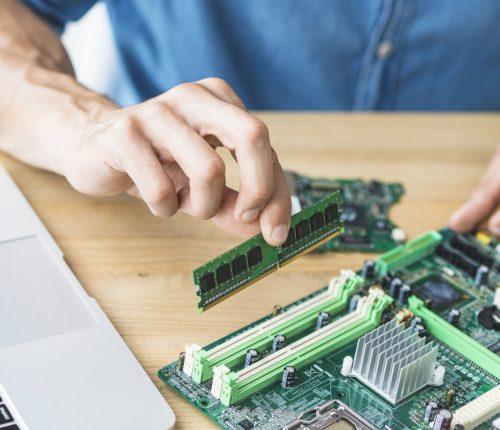 Desktop Computer RAM Installation Services