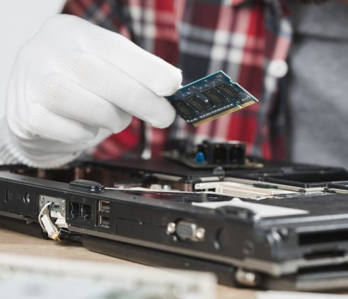 Laptop RAM Installation Service