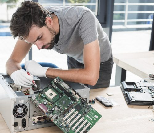 Desktop Computer Hardware Repair & Service