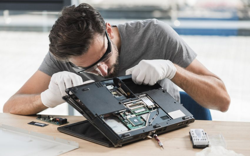 How You Can Choose the Best Laptop or Notebook Repair Service